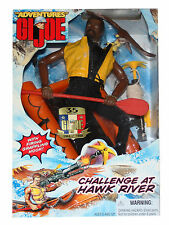 Hasbro Challenge at Hawk River (Black) Action Figure