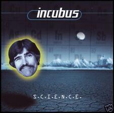 INCUBUS - S.C.I.E.N.C.E. CD ~ METAL/RAP ~ SCIENCE *NEW*