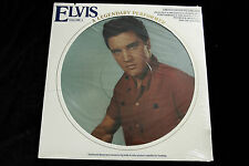Elvis A LEGENDARY PERFORMER Volume 3 PICTURE DISC - SEALED 1978 RCA CPL1-3078
