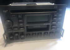 Volvo S70 AM/FM Radio with Cassette & CD Player PN 3533771-1, Face SC-816