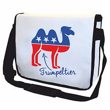 Trumpeltier   Donald trump satire   usa   Amérique   sac à bandoulière Messenger Bag