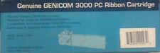 GENICOM 3000-3014-3024-3210 NERO NASTRO ORIGINALE