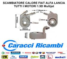RADIATORE OLIO SCAMBIATORE CALORE ALFA ROMEO FIAT LANCIA 1.9D Multijet 55180933