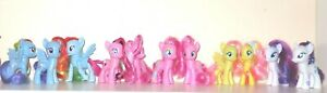 My Little Pony G4 Original Series Brushable SELECTION - Pick your Pony