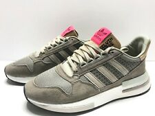 NEW Adidas Originals ZX 500 RM Mens Shoes BD7859 Light Brown 9.5, 10