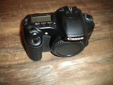 Canon EOS 30D DS126131 Camera, 2 chargers, flash, + accessories **excellent**