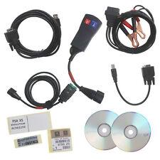 DIAGNOSI AUTO Lexia 3  CITROEN PEUGEOT DIAGBOX + MODULO Bipper 3 PROFESSIONALE