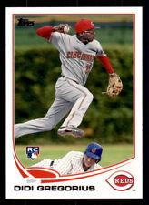 2013 Topps #296 Didi Gregorius Yankees Rookie (ref 30559)