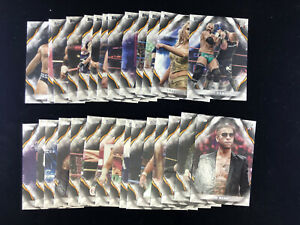 2019 Topps WWE Lot Of 30 Cards