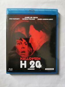 Bluray Halloween H20