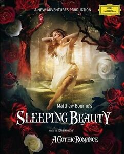 Matthew Bourne's Sleeping Beauty: A Gothic Romance - Blu Ray - NEW / SEALED