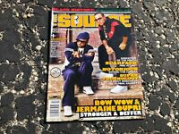 FEB 1999 SOURCE vintage RAP - HIP HOP magazine BOW WOW - JERMAINE DUPRI