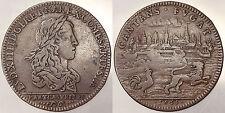 GETTONE TOKEN LUDOVICO XIIII 1655 CANTANS FUGAT FRANCIA FRANCE #5089