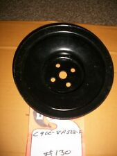 69-71 FORD MERCURY  WATER PUMP PULLEY C9OE-8A528-F #130