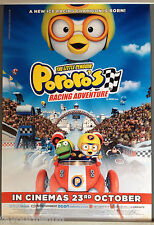 Cinema Poster: PORORO RACING ADVENTURE (THE LITTLE PENGUIN) 2015 (One Sheet)