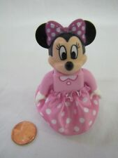 "LEGO DUPLO MINNIE MOUSE FIGURE Disney Fabric Skirt 2.5"" Rare Excellent Condition"