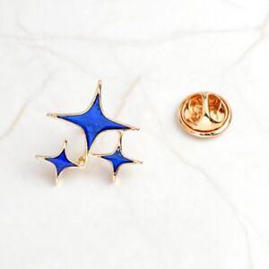 Fashion Cartoon Enamel Lapel Collar Pin Corsage Brooch Breastpin Lovely Jewelry