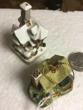 Small Cottages Resin