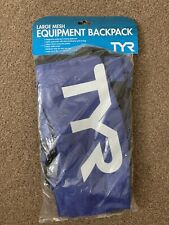 TYR Large Mesh Mummy Kit Bag