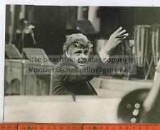 STARS: Maynard FERGUSON Jazz-Trompeter - OriginalFotografie VINTAGE Ingo BARTH