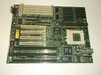 Vintage ASUS P/I-P55TP4XE Rev 2.4 Socket 7 Motherboard Working System Pull