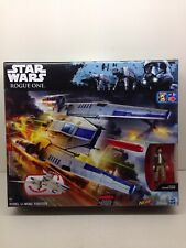 More details for nerf/ disney/ hasbro - star wars - rogue one - rebel u-wing fighter mib