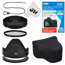 7in1 Lens Hood Camera Bag 67mm UV Filter FR Canon PowerShot Sx70 HS Sx60 HS
