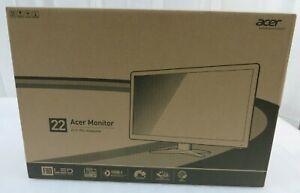 "Acer G226HQL Full HD 1920 x 1080 21.5""  LED Backlit LCD Monitor"