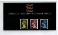 Présentation boîte Numéro 13 de Haute Valeur Machin £ 1 £ 2 £ 5