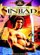 Sinbad Of The Seven Seas New Dvd