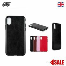 Leather Glossy Mobile Phone Cases/Covers for iPhone X