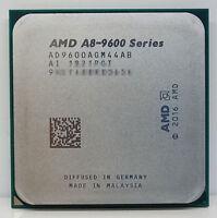 AMD APU A8-9600 3.1GHz 4-Core 6-GPU 2M Processor Socket AM4 CPU 65W