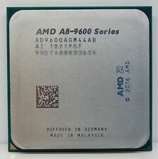 AMD APU A8-9600 3.1GHz 4-Core 6-GPU 2M Processor Socket AM4 CPU 65W