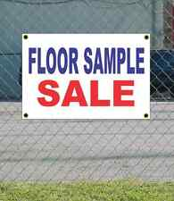 2x3 FLOOR SAMPLE SALE Red White & Blue Banner Sign NEW Discount Size & Price