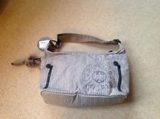 New With Tags Kipling Explore Bag In The Pattern Of Fox Lines