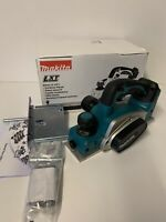 Makita DKP180Z 18v LXT Cordless 82mm Planer Body Only Made in United Kingdom