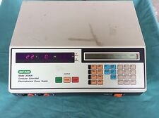 Bio-rad 3000xi equipo controlled electrophoresis Power Supply