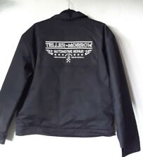 Sons Of Anarchy Mechanic Jacket Zip up Mens XL Teller-Morrow Auto Repair patch