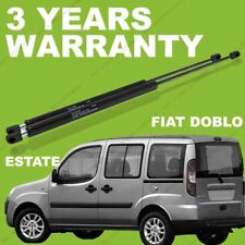 Pair Gas Struts for Fiat Doblo 2001-ON MPV Rear / Boot tailgate