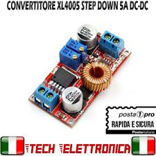 XL4015 STEP DOWN 5A Convertitore regolabile 75W 5-32VDC DC-DC alimentatore