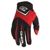 O'Neal Element MX DH Handschuhe Rot Moto Cross Mountain Bike MTB MX FR DH