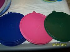 TUPPERWARE LIDS ONLY   ROUND #228   7 1/4