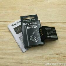 NP-W126S Battery For Fujifilm X-PRO2/Pro1 XT1/T2 X100F XT20/T10 XE2/XE2S Camera