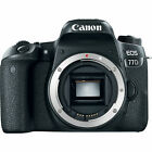 """Canon eos 77d body only 24.2mp 3"""" dslr Agsbeagle <br/> one year shop warranty"""