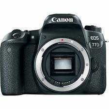 "Canon eos 77d body only 24.2mp 3"" dslr Agsbeagle"