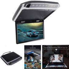"10.2"" Car Roof Mount Flip Down Monitor Overhead Multimedia Video FM HDMI"