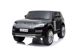 Lizenz Kinder Auto Range Rover HSE lackiert Allrad 2- Sitzer 4x35W 12V 10Ah