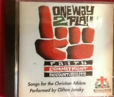 Clifton Jansky One Way 2 Play (CD)