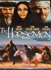 The Horsemen (DVD, 2003) RARE JACK PALANCE 1971 BRAND NEW