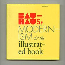 2004 Piet Zwart BAUHAUS Book DESIGN Lissitzky Tschichold Schwitters Lohse Bayer